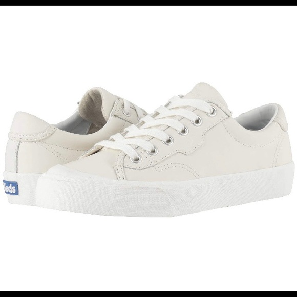 Keds Crew Kick Leather Sneakers